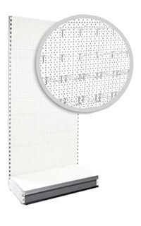 PF1 800 Perforated Wall Bay