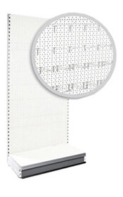 PF1 665 Perforated Wall bay