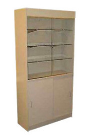 Tall Showcase Cabinet TC1 & TC2