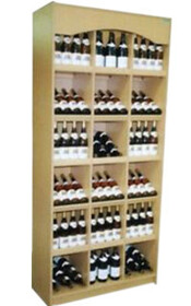 Wine Display  Unit